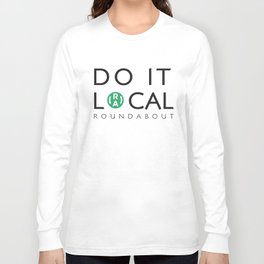 Do it local - Roundabout Long Sleeve T-shirt