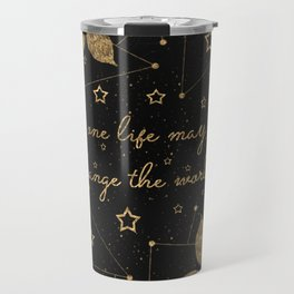One life Travel Mug
