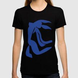 Matisse blue woman original  T-shirt