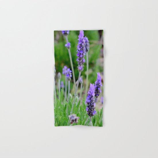 Lavender  Hand & Bath Towel