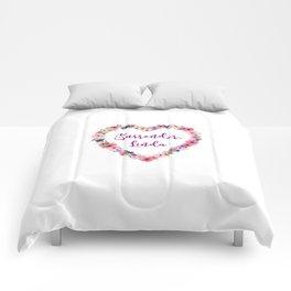 Linda - Surrender Comforters