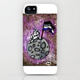 Ace Astronaut iPhone Case
