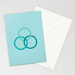 THE BOUND Stationery Cards