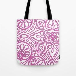Dulce Paris Pink Tote Bag