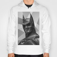 bat man Hoodies featuring Bat man by Filip Peraić
