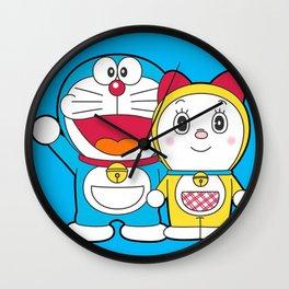Doraemon Hello Wall Clock