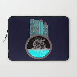 Heart of the City Laptop Sleeve