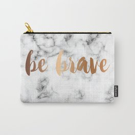 Be Brave Marble 045 Carry-All Pouch