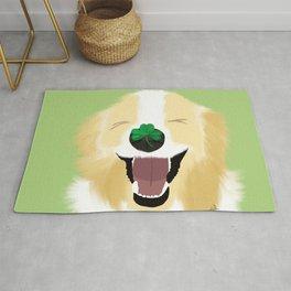 It's A Happy Dog Life Rug