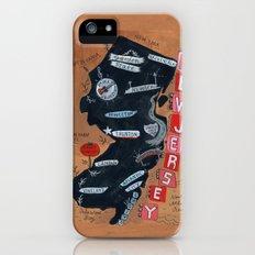 NEW JERSEY iPhone (5, 5s) Slim Case