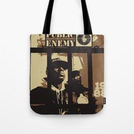 Public Enemy: 1988 Tote Bag