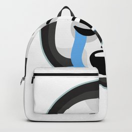 skull cry Backpack