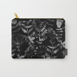 Abstract Botanical Garden V Carry-All Pouch