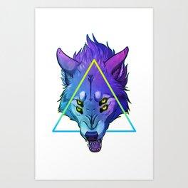 Predator - v1 Art Print