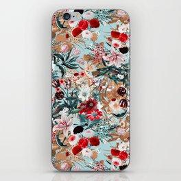 Summer Botanical Garden XIII iPhone Skin