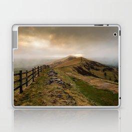 Path from Mam Tor Laptop & iPad Skin
