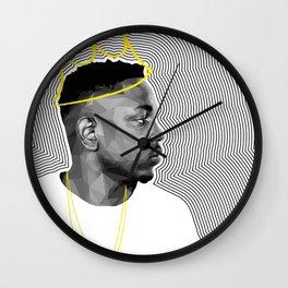 King Kendrick Wall Clock
