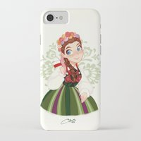 poland iPhone & iPod Cases featuring Poland by Melissa Ballesteros Parada