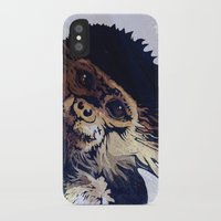 monkey iPhone & iPod Cases featuring MONKEY by SAMHAIN