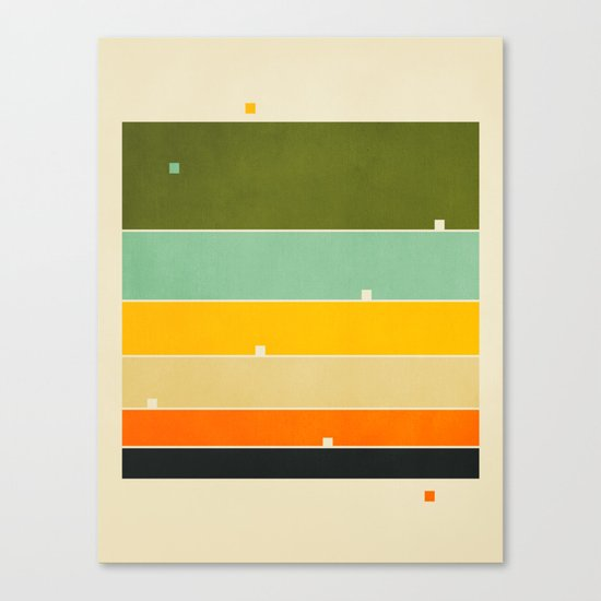 Sequence 03 Canvas Print