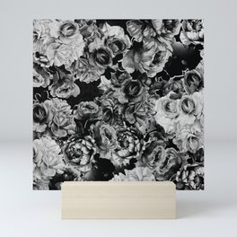 Black Roses Mini Art Print