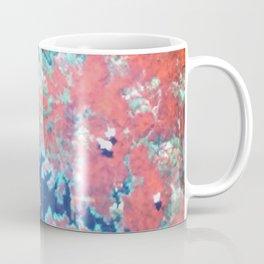 Deep craky earth view texture Coffee Mug