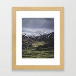 Running Rogue Rivers Framed Art Print