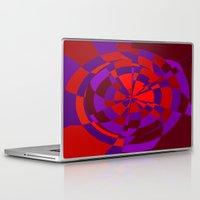 panic at the disco Laptop & iPad Skins featuring Panic by NaturePrincess