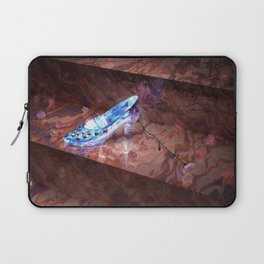 Cinderella's Little Glass Slipper Laptop Sleeve