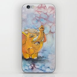 Trumpaphant iPhone Skin
