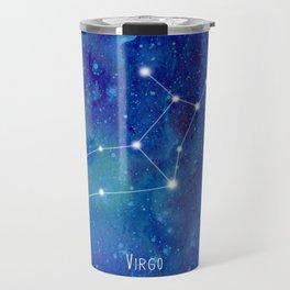 Constellation Virgo Travel Mug