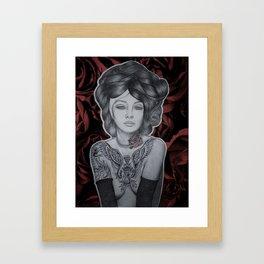Gogo - Brighter Framed Art Print