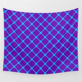 Square Pattern 1 Wall Tapestry