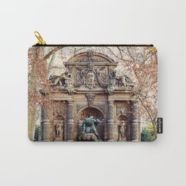 Medici Fountain in Autumn Carry-All Pouch