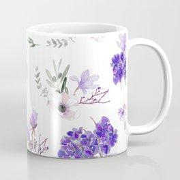 Blue pattern III Coffee Mug