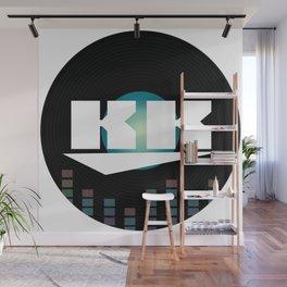 DJ KK Wall Mural