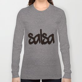 Salsa AAA Pattern C Long Sleeve T-shirt