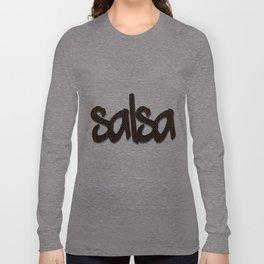 Salsa AAA Pattern C Long Sleeve T-shirt
