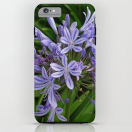 A collection of Blue iPhone Case