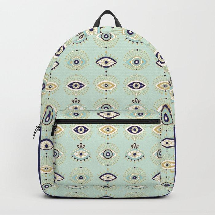 Evil Eye Collection Backpack