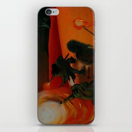 Inuit Mythology: Chapter 1, part 8 iPhone Skin