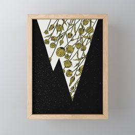 White as Milk, Red as Blood: Valley Framed Mini Art Print