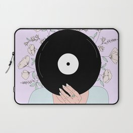 The Power of Music Laptop Sleeve