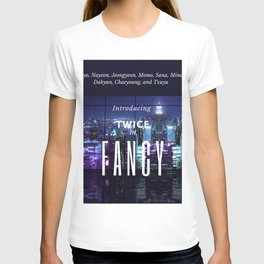 introducing: fancy T-shirt