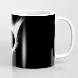 The Eclipse (Black and White) Coffee Mug