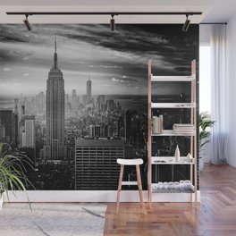 Empire State Building, New York City Wall Mural