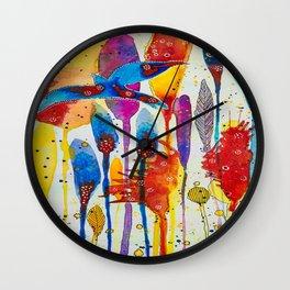 Bringing Peace Wall Clock