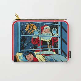 Retro Vintage Inspired T-Shirts and Apparel Merch: Steven Rhodes Official Merchandise Store Carry-All Pouch
