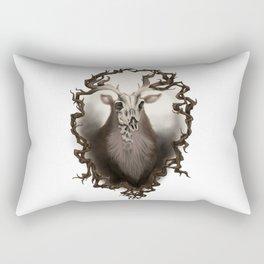 Corvus Cervus Lepus Series - Axis Rectangular Pillow