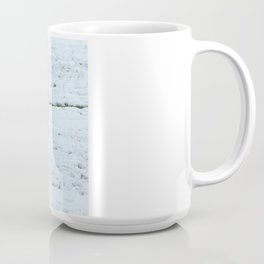 Dogs playing in the snow Coffee Mug